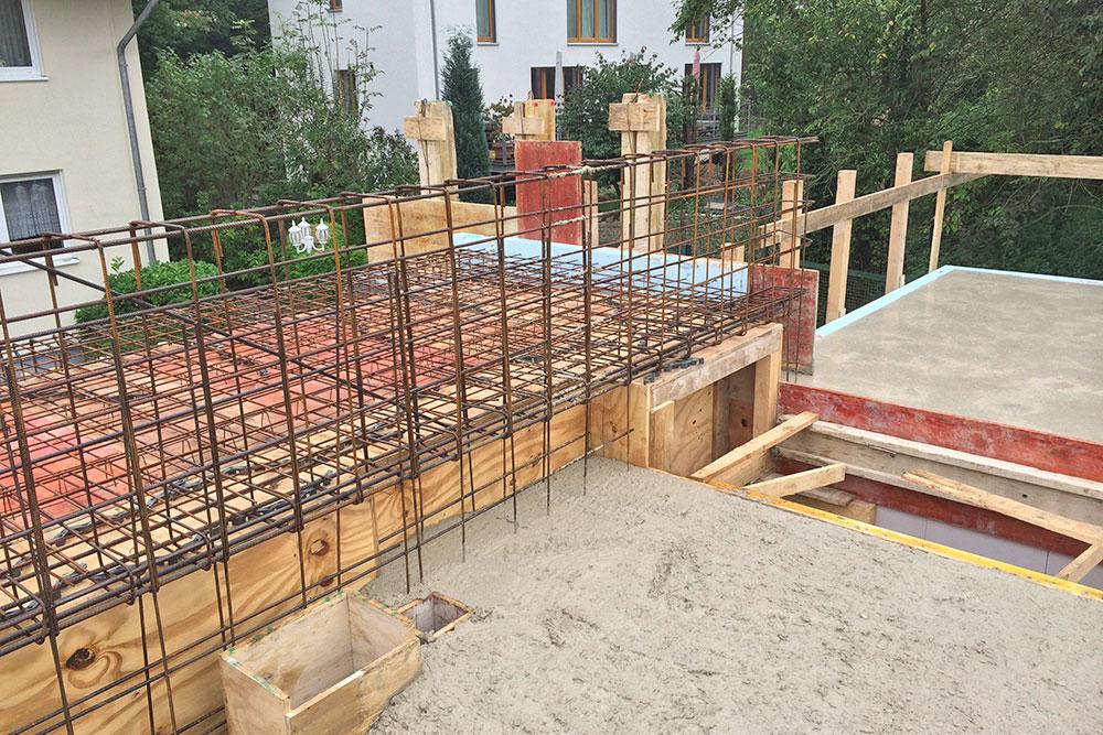 Baustelle ingenieurb ro hennef bonn dipl ing lutz for Baustile einfamilienhaus